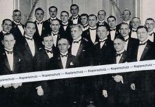 Berlin : Hotel Esplanade : Empfang für Sportler um 1925          I 8-20