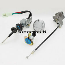 Ignition Switch Key Set Kit for GY6 50cc 125cc 150cc Moped Scooter 5 Pin Taotao