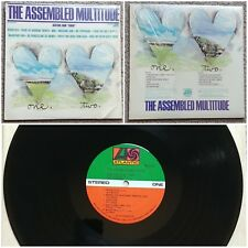 "The Assembled Multitude LP Vinyl Record 12"" Atlantic Records SD 8262 POP ROCK"