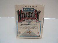 Upper Deck 1991-92 High Series NHL Hockey Factory Sealed Set 200 Player Cards