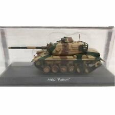 M60 Patton 1:72 Tank Eaglemoss Diecast
