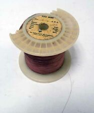 ROLL OF LITZ WIRE 16/44 FOR AMATEUR & CRYSTAL RADIO COIL SINGLE LAYER INSULATION