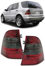 LED Rückleuchten rot schwarz für Mercedes ML W163