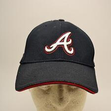 ATLANTA BRAVES New Era Authentic Batting Practice Cap Hat Players Small 54cm