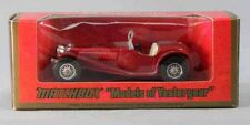 1/43 ème MATCHBOX RILEY MPH 1934 / jouet ancien