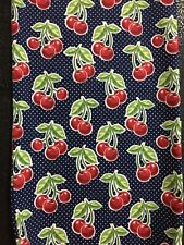 Cherries Plastic Grocery Bag Holder 20""