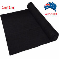 3mm Thickness 1m*1m Air Conditioner Activated Carbon Purifier Pre Filter Fabric