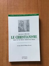 QUESTIONS D'HISTOIRE : LE CHRISTIANISME début du VIIe siècle-milieu du