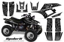 YAMAHA WARRIOR 350 GRAPHICS KIT CREATORX DECALS STICKERS SPIDERX S