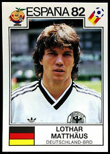 Espana 82 Lothar Matthaus #155 World Cup Story Panini Sticker (C350)