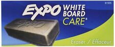 Expo Block Eraser 81505 Dry Erase Whiteboard Board Eraser, Soft Pile