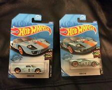 2020 Hot Wheels Ford GT-40 Super Treasure Hunt w/ Mainline