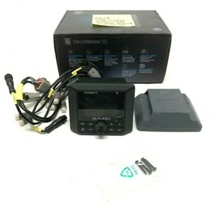 JL Audio MediaMaster MM50 Stereo Head Unit