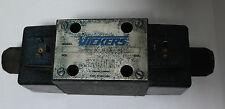 Vickers DG4V52CMUA620 Solenoid Valve DG4V-5-2C-M-U-A6-20 Coils 617475 110vAC