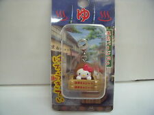 Sanrio Hello Kitty Onsen(Hot spring) ver  Netsuke/Key Chain  from Japan