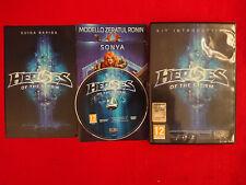 HEROES OF THE STORM KIT INTRODUTTIVO Blizzard PC Computer ITA Zeratul Ronin