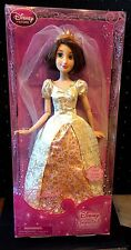 Disney Store Rapunzel Tangled Classic Doll NIB Short Hair Wedding Edition RARE