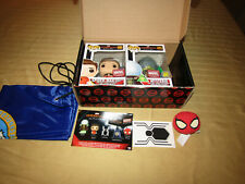 Marvel Collector Core Spiderman Far From Home Box   NIB