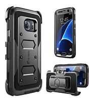 For Samsung Galaxy S7 Case, i-Blason Armorbox Full body with Screen Protector