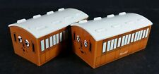 Thomas the Tank Engine Vintage Annie and Clarabel Trackmaster Tops