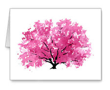 Magnolia Tree Note Cards With Envelopes