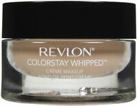 LOT OF 3 REVLON COLORSTAY WHIPPED CREME MAKEUP 340 caramel
