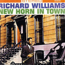 Richard Williams New Horn in Town CD