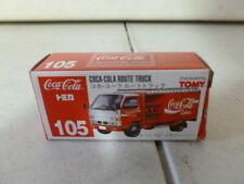 Tomica Tomy Coca Cola Route Truck 105