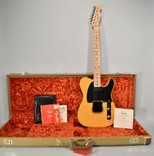 2017 Fender American Original 50's Telecaster Butterscotch Blonde Guitar W/OHSC