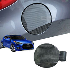 Promotion Carbon Glossy OEM Fuel Door Lid Cover Assy For HYUNDAI 11-17 Veloster