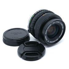 Olympus OM System S Zuiko 35-70mm F/3.5-4.5 Close Focus Manual Zoom Lens