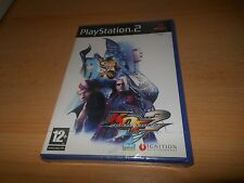 King Of Fighters: Maximum Impact 2 (Sony PS2) PAL  NEW SEALED