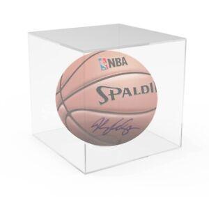 Acrylic Display Basketball Display Bpx Collectable Clear Box Showcase Glorifier
