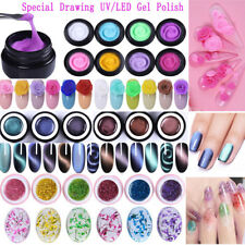 Special UV Gel Nail Polish 3D Drawing Painting UV & LED  DIY Gel Polish