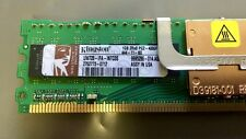 KINGSTON 1GB PC2- 4200F - MEMORY STICK DIMM 240 PIN - 2Rx8 - UW728-IFA-INTCOS