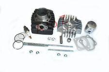 Cylinder Head Piston Ring Gasket Clip Kit for Suzuki LT50 LTA50 ALT50 1985-2006