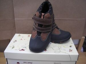 A must for Walking by Start-rite brown Rip-tape  12.G at sale price £25.00