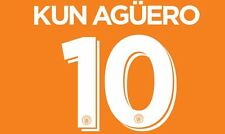Kun Agüero 10 Manchester City 2016-2017 Taza del por tercer Camiseta de fútbol