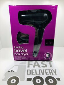 folding travel hairdryer