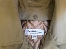 NEW BROOKS BROTHERS WOMEN  TRENCH COAT WITH REMOVABLE WOOL LINING! SIZE 4!