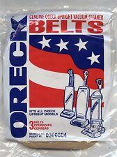 SENZA Sacchetto Per Aspirapolvere Hoover Cinghia di trasmissione Bissell Powerforce 6594-E