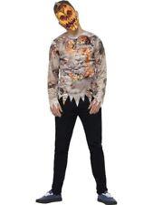 Poison Pumpkin Costume, Teen S, Halloween Fancy Dress, Boys Teenager