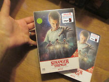 STRANGER THINGS SEASON 1 one 4K ULTRA HD + BLU RAY TARGET COLLECTORS EDITION