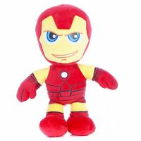 OFFICIAL MARVEL AVENGERS IRON MAN OLD STYLE PLUSH SOFT TOY TEDDY NEW WITH TAGS