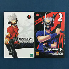 Akumetsu / Lot 2 Mangas Tomes 1 à 2