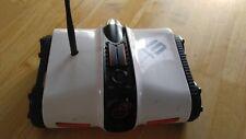 Brookstone Rover Wireless Spy Tank Camera Video Toy Apple App Controlled WiFi