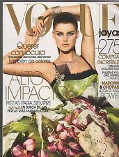 Vogue Spain Joyas Juni  2008 JENNY SWEENY Claudia Merikula MARIA DVIRNIK