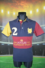 JOULES ELEPHANT POLO CLUB #2 SHIRT (S) JERSEY TOP MENS TRIKOT MAGLIA MENS