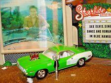 1971 71 PLYMOUTH BARRACUDA 440  LIMITED EDITION 1/64 M2 SASSY GRASS GREEN MOPAR