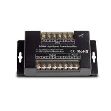 LED AMPLIFICATEUR DE SIGNAL (Répéteur) RGB/RGBW 4x8a 12V/24V